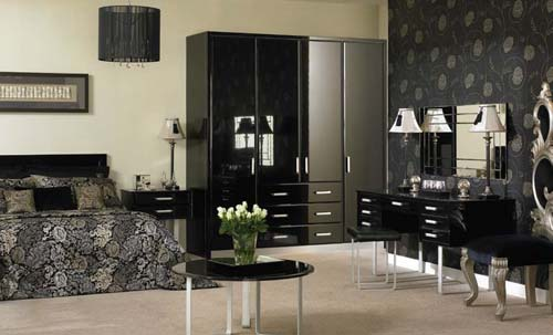 High Gloss Black - Pisa