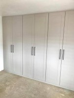 Extra large 6 door fitted wardrobe
