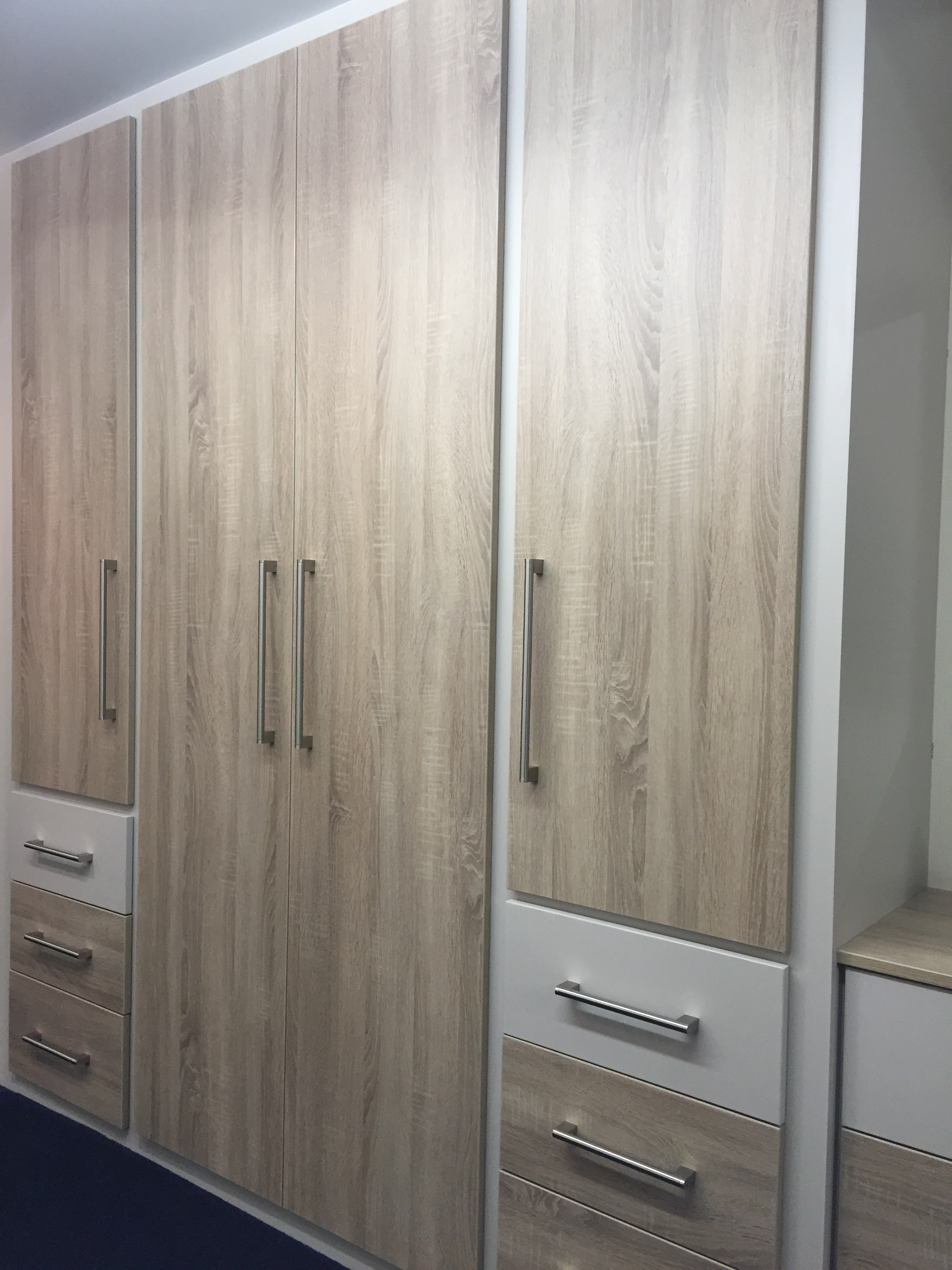 Fitted Bedrooms Jws Wardrobes