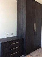Match wardrobe and chest of drawers