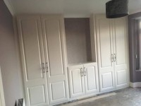 Large 6 door fitted wardrobe